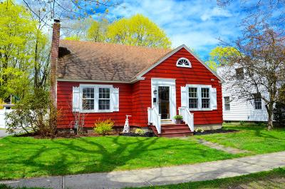 Pittsfield Single Family Home For Sale: 55 Cleveland St