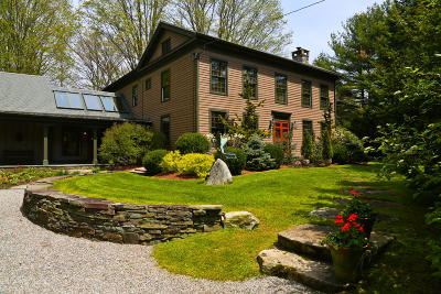 Great Barrington Single Family Home For Sale: 0 & 399 State Rd