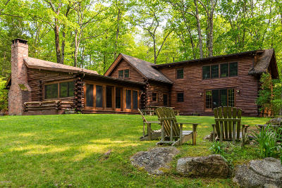 Great Barrington Single Family Home For Sale: 9 Monument Valley Rd