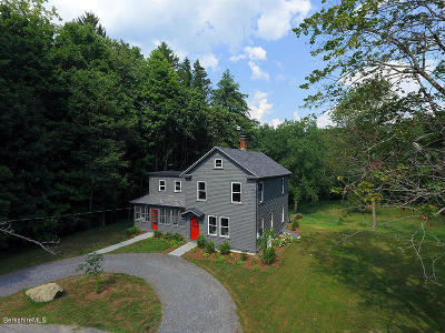 Great Barrington Single Family Home For Sale: 81 Division St
