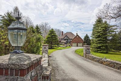 Cheshire, Dalton, Hancock, Hinsdale, Lanesboro, Peru, Pittsfield, Richmond, Windsor Single Family Home For Sale: 154 Osceola Rd
