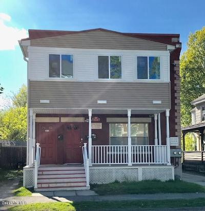 Pittsfield Multi Family Home For Sale: 263-265 2nd St