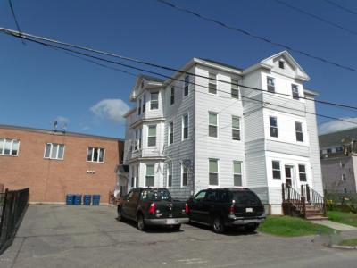 Pittsfield Multi Family Home For Sale: 75 - 77 Second St