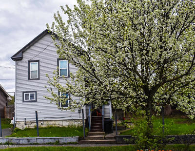 Cheshire, Dalton, Hancock, Hinsdale, Lanesboro, Peru, Pittsfield, Richmond, Windsor Single Family Home For Sale: 147 Burbank St