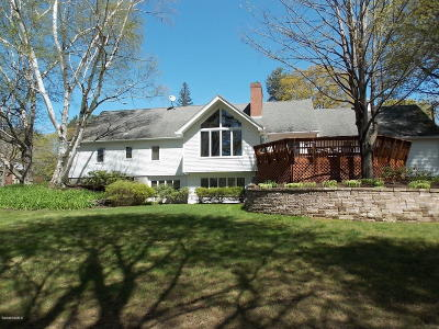 Pittsfield Single Family Home For Sale: 220 High St