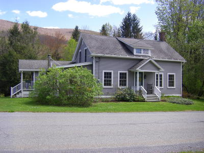 North Adams Single Family Home For Sale: 1020 Old Mohawk Trail