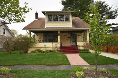 Pittsfield Single Family Home For Sale: 43 Fairfield St