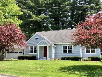 Pittsfield MA Single Family Home For Sale: $235,000