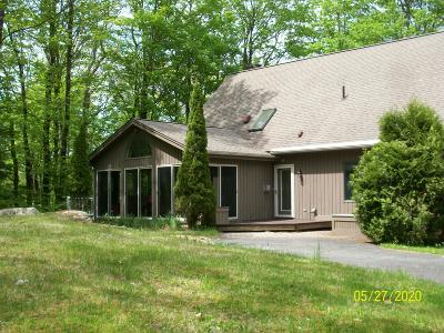 Berkshire County Single Family Home For Sale: 62 Moose Dr