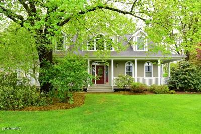 Great Barrington Single Family Home For Sale: 3 Cornwall Dr
