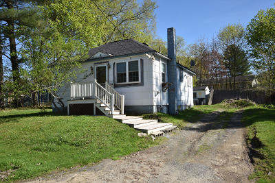 Pittsfield Single Family Home For Sale: 46 Sunset St