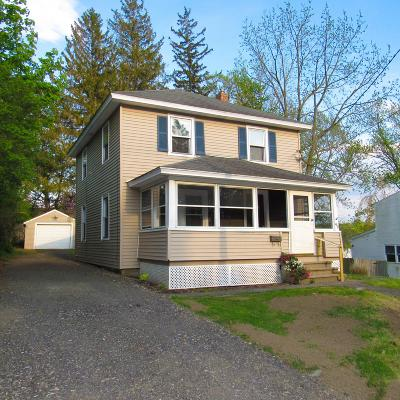 Pittsfield MA Single Family Home For Sale: $174,900
