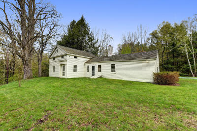 Berkshire County Single Family Home For Sale: 82 Hammertown Rd