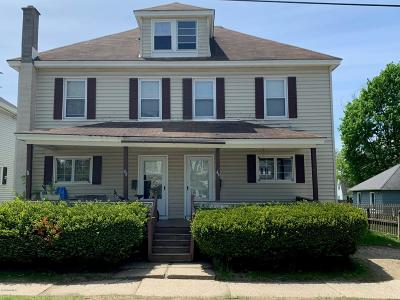 Pittsfield Multi Family Home For Sale: 46 Ashley St