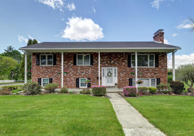 Pittsfield MA Single Family Home For Sale: $289,000