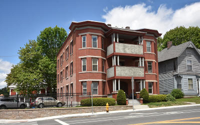 Pittsfield Condo/Townhouse For Sale: 58 West Housatonic St #1