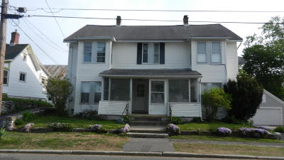 Adams Multi Family Home For Sale: 22-24 West St