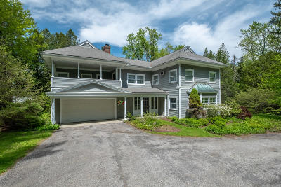 Adams, Clarksburg, Florida, New Ashford, North Adams, Savoy, Williamstown Single Family Home For Sale: 146 Ide Rd