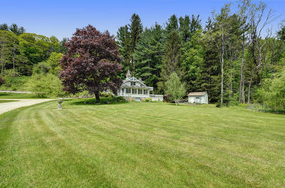 Berkshire County Single Family Home For Sale: 1528 Pleasant St