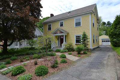 Pittsfield Single Family Home For Sale: 46 Waverly St