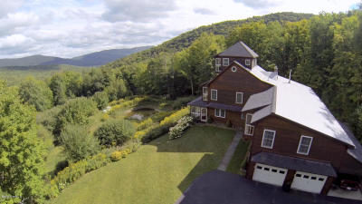 Berkshire County Single Family Home For Sale: 400 Rathbun Rd