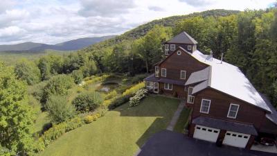 Cheshire, Dalton, Hancock, Hinsdale, Lanesboro, Peru, Pittsfield, Richmond, Windsor Single Family Home For Sale: 400 Rathbun Rd