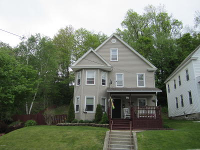 North Adams Single Family Home For Sale: 76 Gallup St