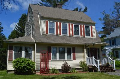 Pittsfield Single Family Home For Sale: 939 North St