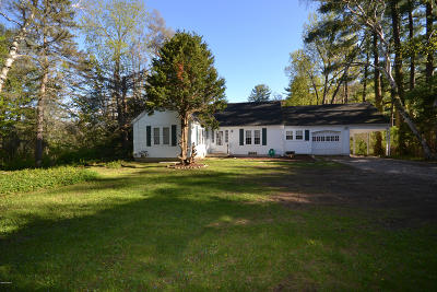 Pittsfield Single Family Home For Sale: 135 South Mountain Rd