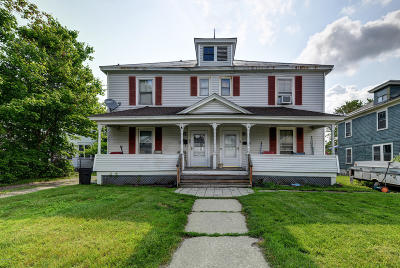 Pittsfield Multi Family Home For Sale: 18 Glenwood Ave