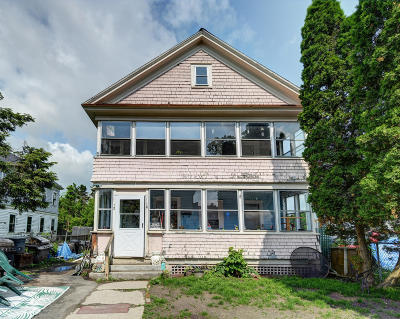 Pittsfield Multi Family Home For Sale: 10 Faulkner Place
