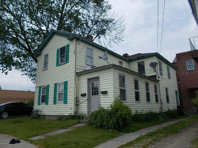 Pittsfield Multi Family Home For Sale: 127 Burbank St