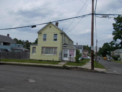 Pittsfield Multi Family Home For Sale: 35 Lincoln St