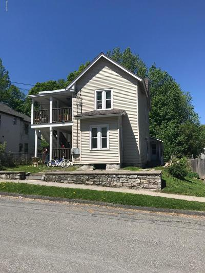 Pittsfield Multi Family Home For Sale: 279 Francis Ave