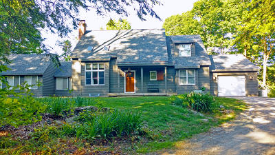 Alford, Becket, Egremont, Great Barrington, Lee, Lenox, Monterey, Mt Washington, New Marlborough, Otis, Sandisfield, Sheffield, South Lee, Stockbridge, Tyringham, West Stockbridge Single Family Home For Sale: 263 Harrington Rd