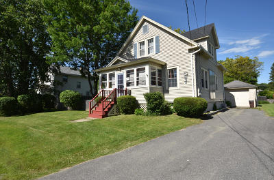 Pittsfield Single Family Home For Sale: 31 Michigan Ave