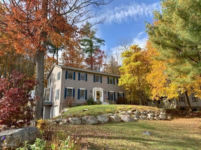 Alford, Becket, Egremont, Great Barrington, Lee, Lenox, Monterey, Mt Washington, New Marlborough, Otis, Sandisfield, Sheffield, South Lee, Stockbridge, Tyringham, West Stockbridge Single Family Home For Sale: 7 Pothul Dr