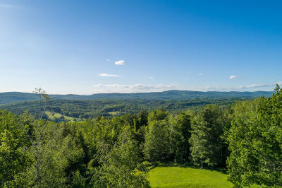 Alford, Becket, Egremont, Great Barrington, Lee, Lenox, Monterey, Mt Washington, New Marlborough, Otis, Sandisfield, Sheffield, South Lee, Stockbridge, Tyringham, West Stockbridge Single Family Home For Sale: 6 Deer Hill Rd