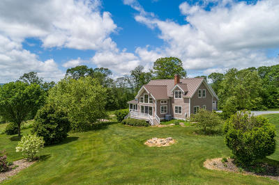Alford, Becket, Egremont, Great Barrington, Lee, Lenox, Monterey, Mt Washington, New Marlborough, Otis, Sandisfield, Sheffield, South Lee, Stockbridge, Tyringham, West Stockbridge Single Family Home For Sale: 242 Hickey Hill Rd