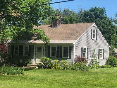 Alford, Becket, Egremont, Great Barrington, Lee, Lenox, Monterey, Mt Washington, New Marlborough, Otis, Sandisfield, Sheffield, South Lee, Stockbridge, Tyringham, West Stockbridge Single Family Home For Sale: 5 Yokun Ave