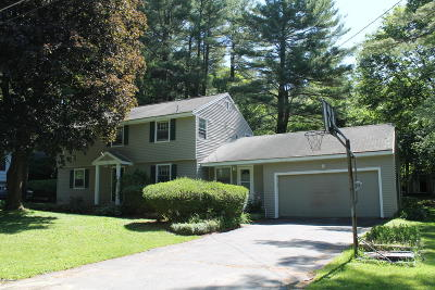 Pittsfield Single Family Home For Sale: 91 Sherwood Dr