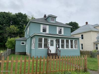 Pittsfield Single Family Home For Sale: 22 Wilson St