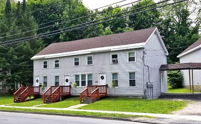 Pittsfield Multi Family Home For Sale: 169-173 Pecks Rd