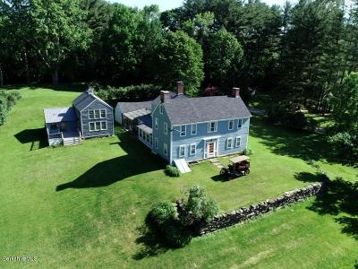 Berkshire County Single Family Home For Sale: 1 South Hill Rd
