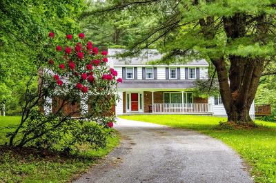 Berkshire County Single Family Home For Sale: 350 Lenox Rd