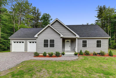 Berkshire County Single Family Home For Sale: 13 Norwalk Acres Rd