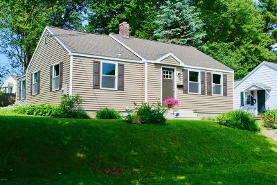 Pittsfield Single Family Home For Sale: 32 Carolina Ave