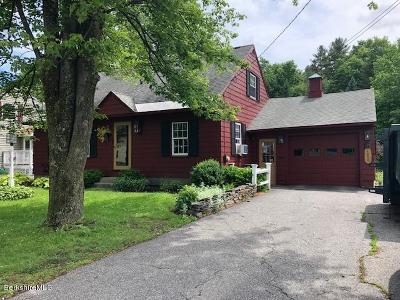Pittsfield Single Family Home For Sale: 1050 North St