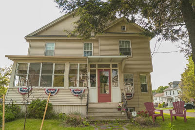 Pittsfield Single Family Home For Sale: 56 Chickering St