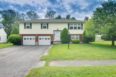 Pittsfield Single Family Home For Sale: 68 Winesap Rd